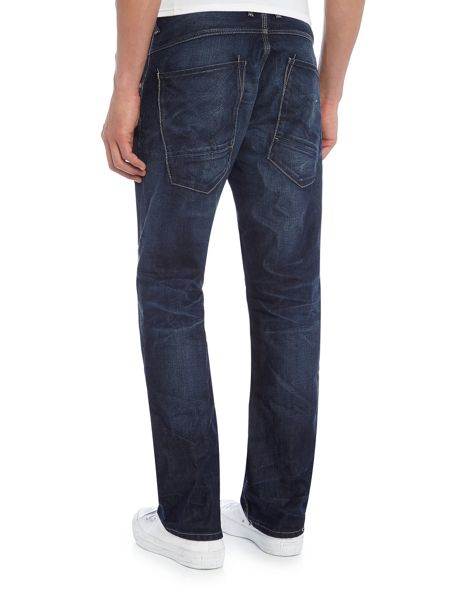 Jack & Jones Boxy Leed Loose Fit Jeans