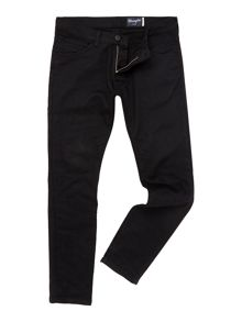 Wrangler Bryson perfect black skinny fit jeans