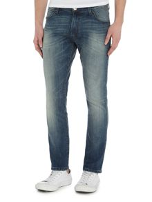 Wrangler Larston light my fire slim fit jeans
