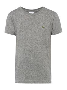 Lacoste Boys Crew Neck Logo T-shirt