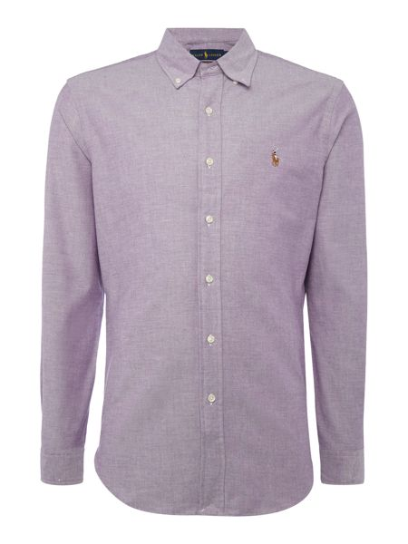 Polo Ralph Lauren Long sleeve slim fit stretch oxford shirt