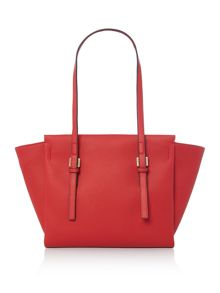 Calvin Klein Marissa red medium tote bag