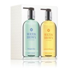 Molton Brown Pettigree Dew And Lemon Hand Wash Set