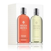 Molton Brown Rejuvenating Artic Birch Body Wash Set