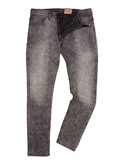 Bryson starlight black skinny fit jeans