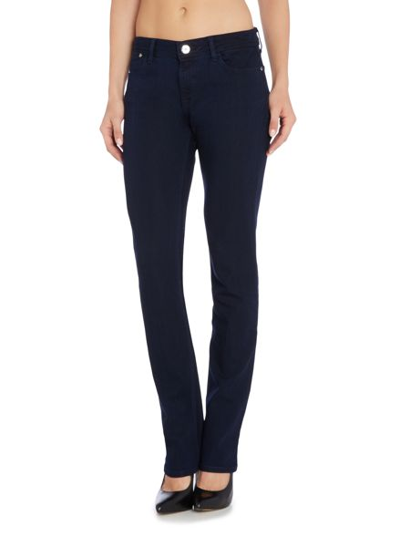 DL1961 Coco slim straight leg jean in flatiron