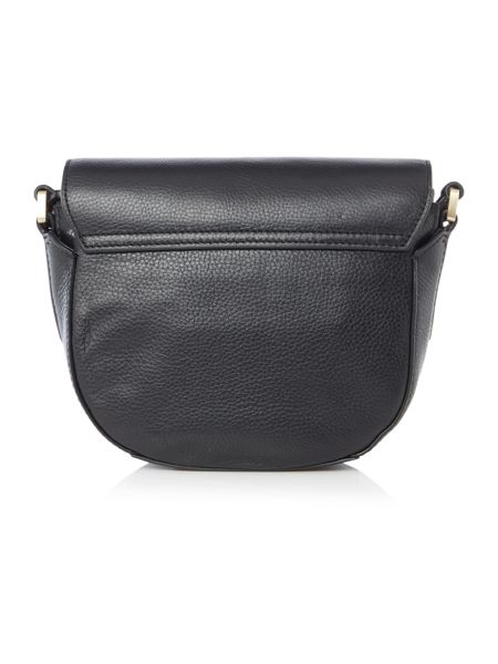 Calvin Klein Jolie black small crossbody bag