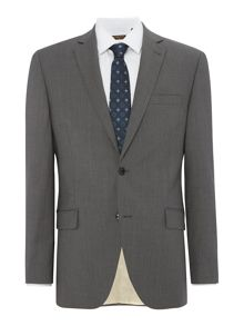 Corsivo Arzo Italian Wool Textured Suit Jacket