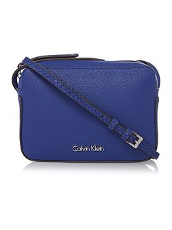 Nina blue small crossbody bag