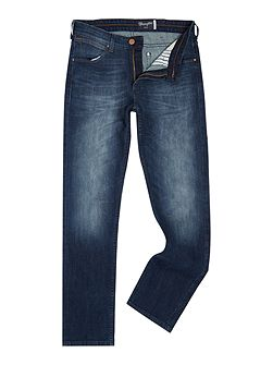 Greensboro blue route regular fit jeans