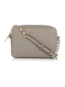 Julia neutral small crossbody bag