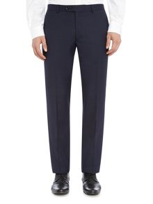 Corsivo Gavi Italian wool Textured Stripe Suit Trouser