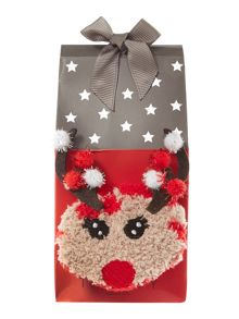 Therapy Reindeer cozy box