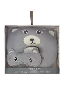 Therapy Polar bear travel set