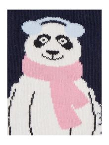 Therapy Panda toe sock