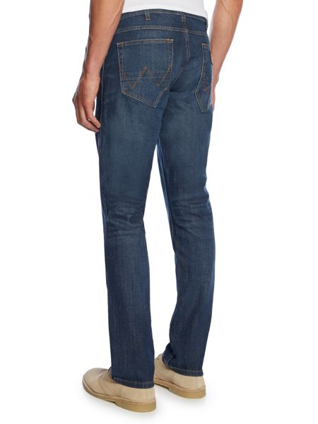 Wrangler Greensboro madness regular fit jeans