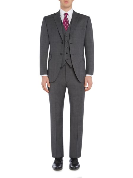Howick Tailored Gibson Check Suit Jacket
