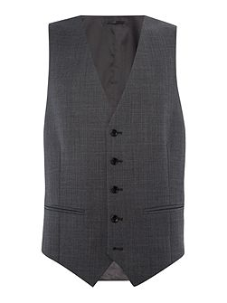 Gibson Check Suit Waistcoat