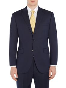 Howick Tailored Denton Tonal Stripe Suit Jacket