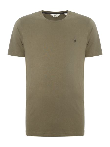 Original Penguin Pin Point Logo Short Sleeve T-shirt