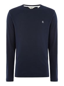 Original Penguin Logo Long Sleeve T-shirt