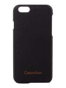 Calvin Klein Poppy black iphone 6 case