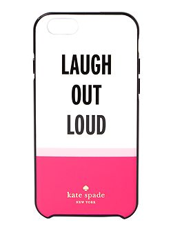 Iphone 6 Laugh out Loud Case