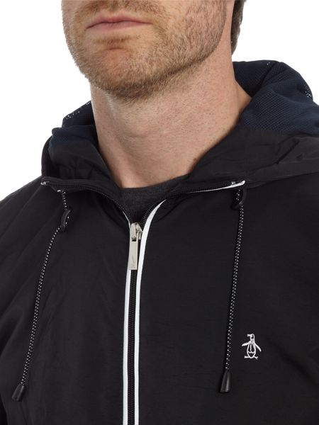 Original Penguin Hooded Ratner Jacket