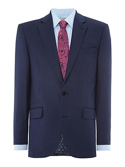 Wilton Textured Pindot Suit Jacket