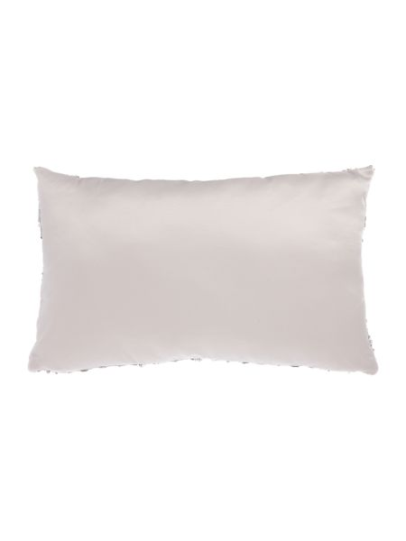 Kylie Minogue Celeste shell square cushion