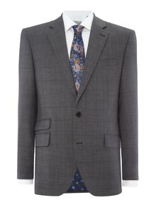 Turner & Sanderson Brettingham Check Suit Jacket
