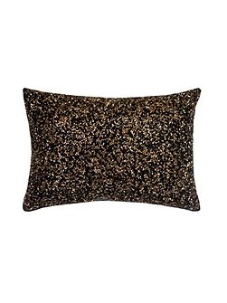 Showgirl bronze 20x28cm cushion