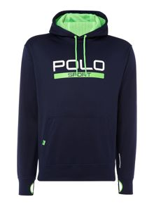 Polo Ralph Lauren Overhead hooded sweat