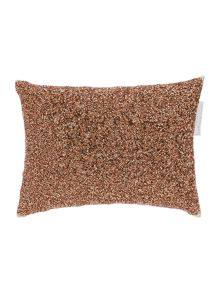 Kylie Minogue Showgirl rose gold 20x28cm cushion