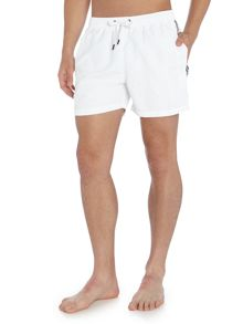 Bjorn Borg Solid Mid Swim Shorts With Logo