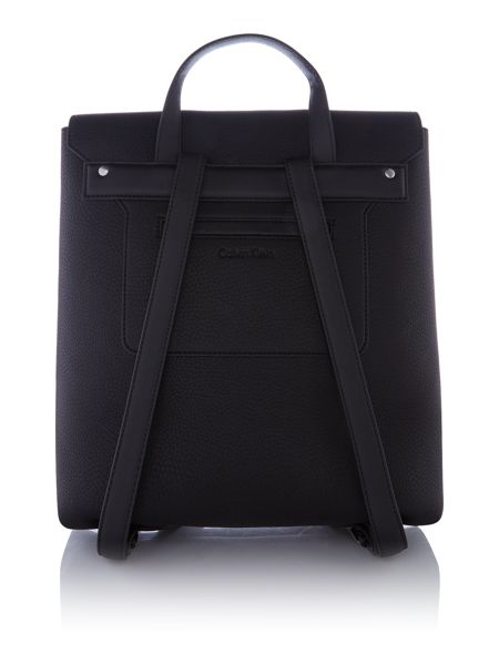 Calvin Klein Carrie black backpack