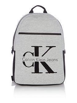 Re-issue light grey large backpack
