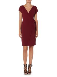 Therapy Luna Wrap Belted Dress