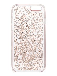 Kate Spade New York Iphone 6 Glitter Clear Case