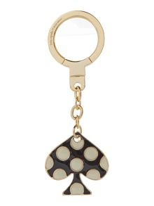 Kate Spade New York Things We Love Polka Dot Key Chain