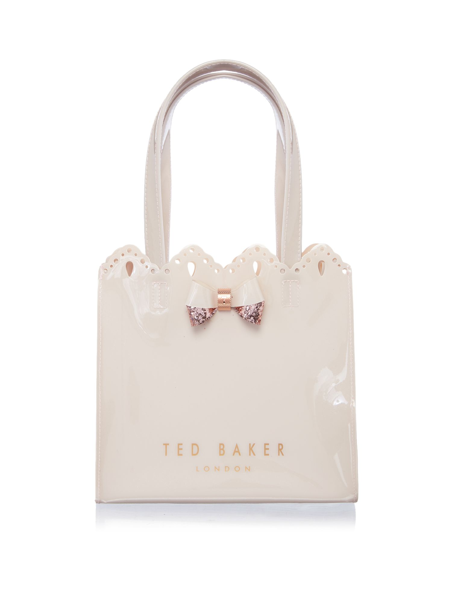light pink tote bag house of fraser. Black Bedroom Furniture Sets. Home Design Ideas
