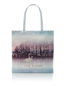 Ted Baker Sorcon multicolour large bowcon bag