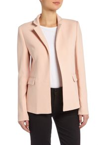 Ellen Tracy High collared jacket
