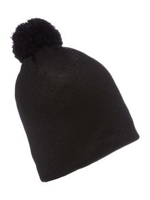 Dents Pin stud beanie hat