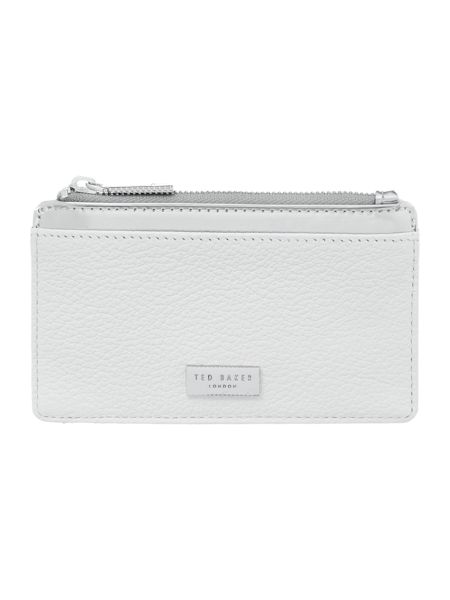 Ted Baker Sapphie silver small coin purse