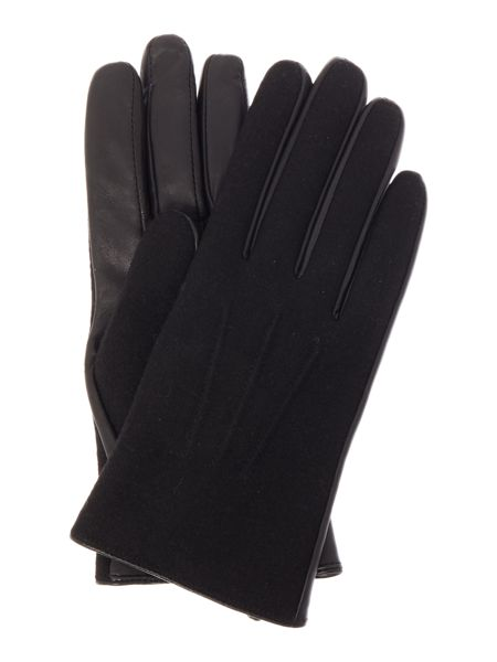 Calvin Klein Jodie leather gloves