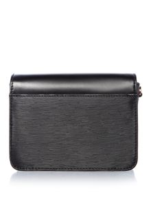 Ted Baker Camilah black large cross body bag