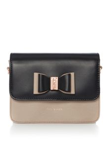 Ted Baker Camilah Neutral Large Cross Body Bag