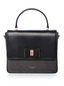 Ted Baker Caelia Black Medium Lady Bag