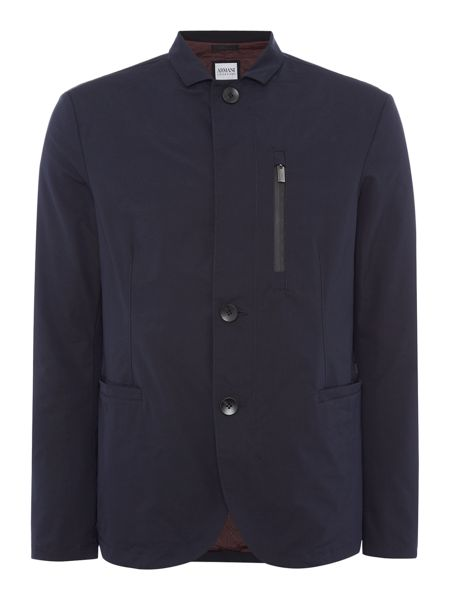 Armani Collezioni Single Breasted Blazer